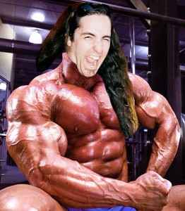 Phil Body Builder