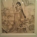 Snow White Concept Sketch