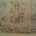 Snow White Model Sheet