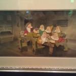 Seven Dwarfs Animation Set Up