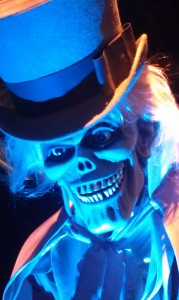 New Hatbox ghost closeup at 2013 Disney D23 Expo