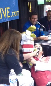 Kermith The Frog interview at 2013 Disney D23 Expo
