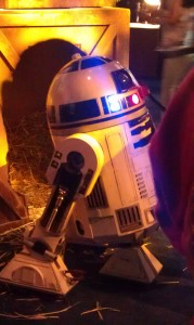 R2D2 at the 2013 Disney D23 Expo
