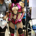 Mileena_cosplayer_Amazing_Arizona
