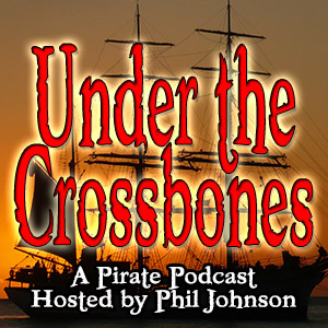 Click here to listen to my podcast about pirates in pop culture and history.