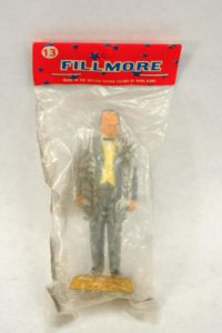 Millard Fillmore Action Figure