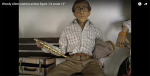 Woody Allen Action Figure